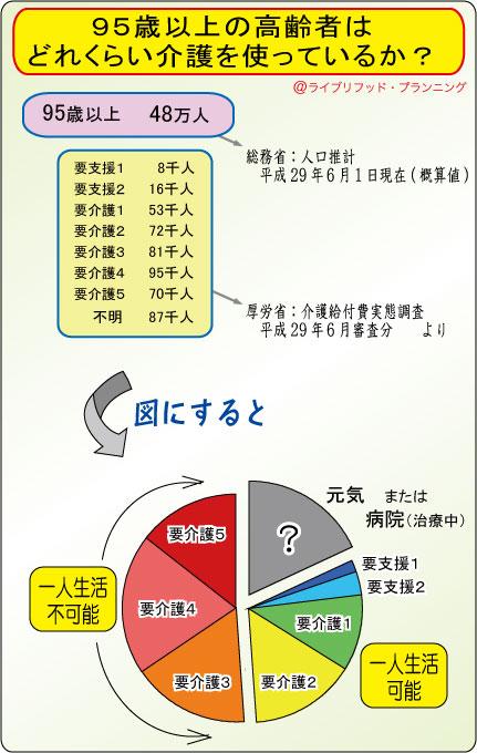 95yokaigojoukyou